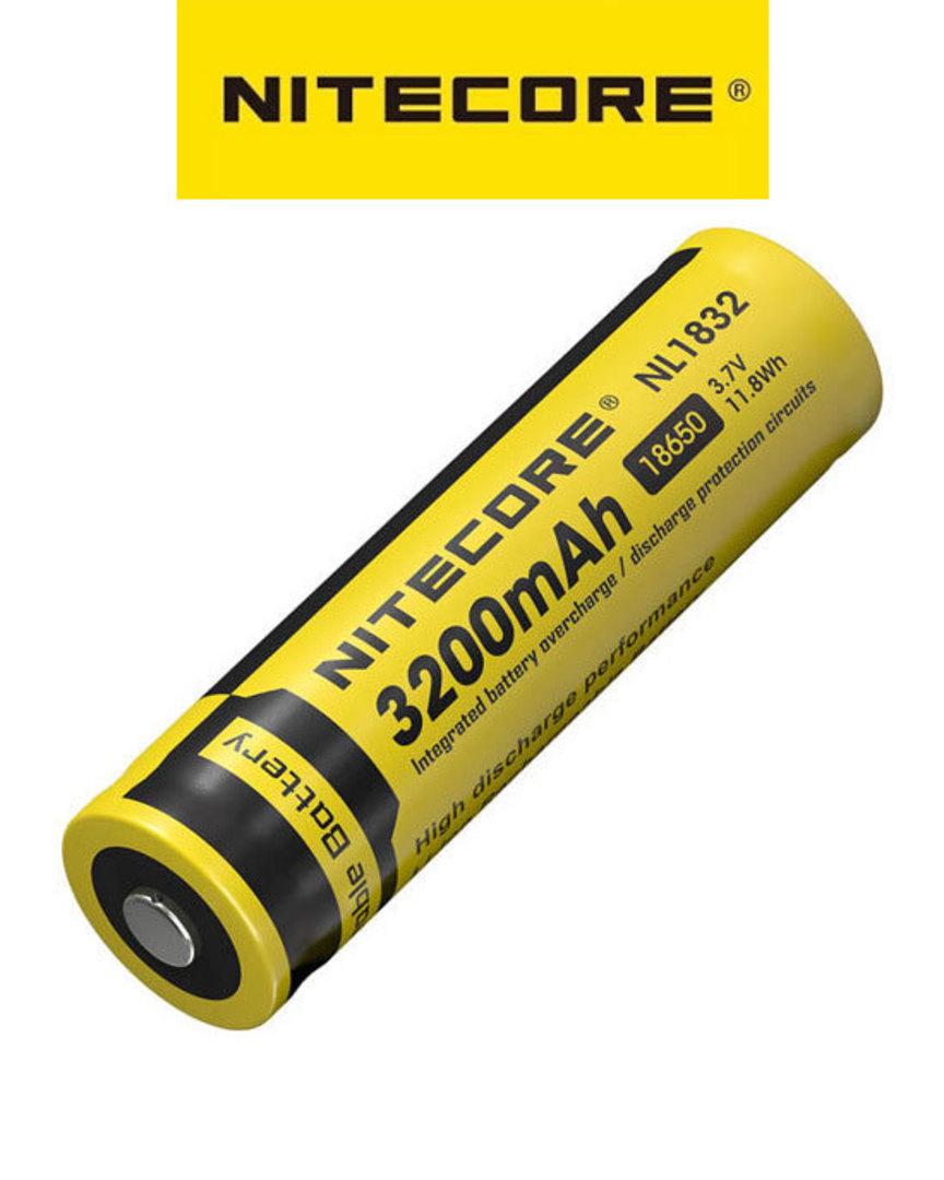 Nitecore NL1832 18650 3200mAh Battery image 0