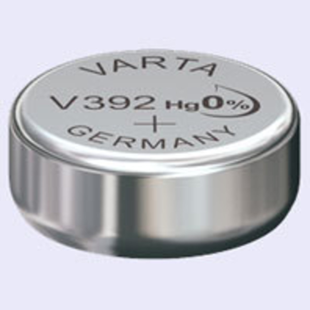 VARTA 392 SR41 Watch Battery image 0
