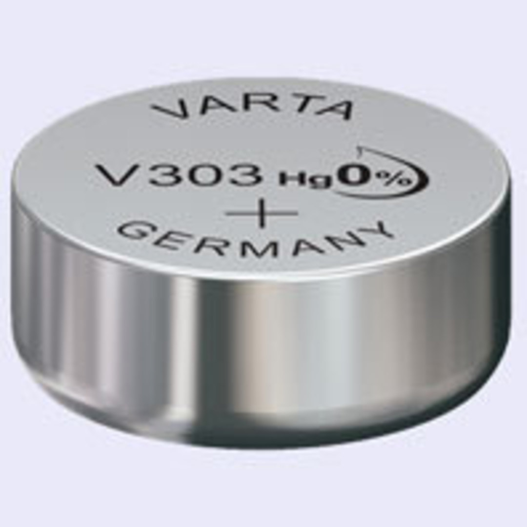 VARTA 303 SR44 SR1154 Watch Battery image 0