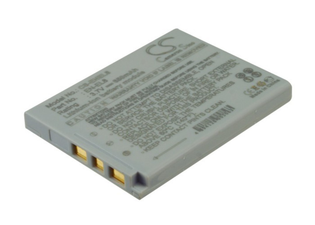 NIKON EN-EL8 Compatible Battery image 0
