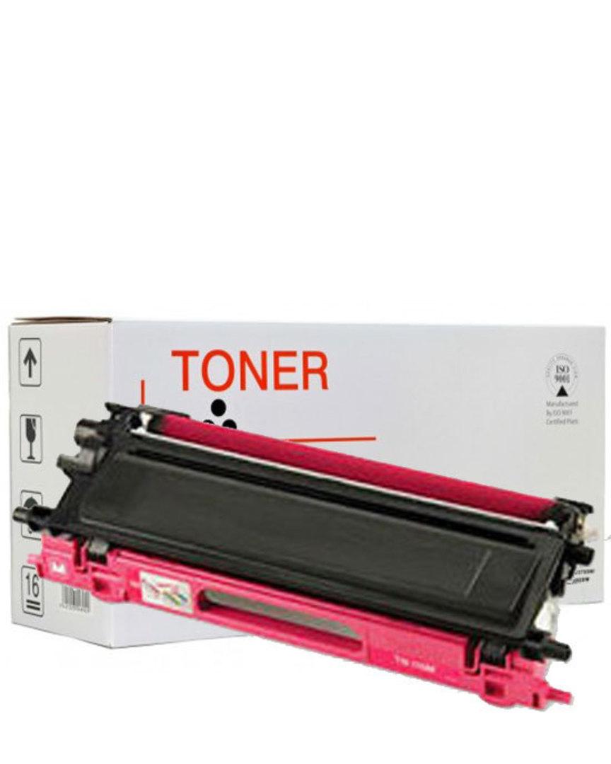 Compatible Brother TN348 Magenta Toner Cartridge image 0