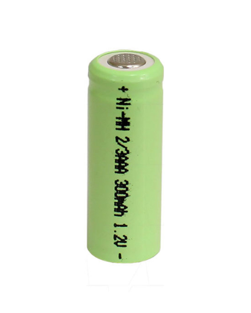 2/3 AAA Size Ni-MH Rechargeable Battery image 0