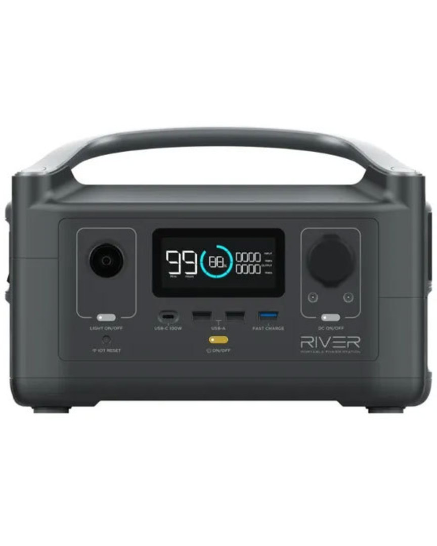 EcoFlow RIVER Portable Power Station 80000mAh image 0