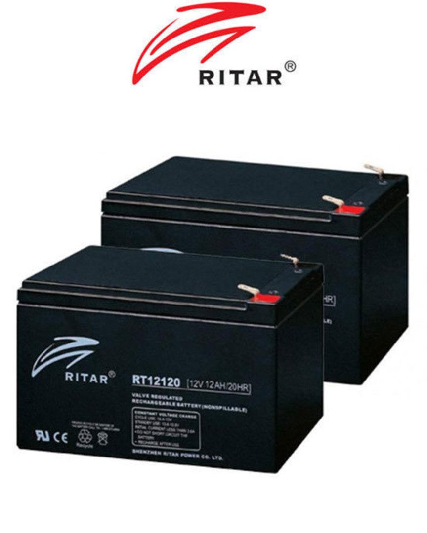 APC RBC6 RBC52 Replacement Battery Kit image 0