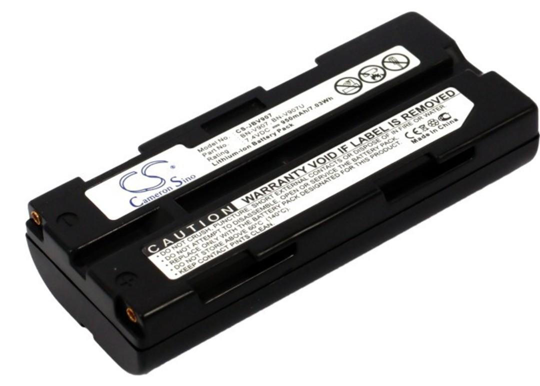 JVC BN-V907, BN-V907U Compatible Battery image 0