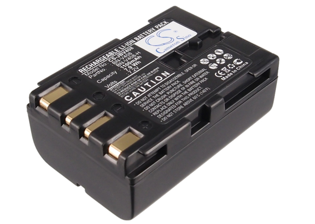 JVC BN-V408 Compatible Camera Battery image 0