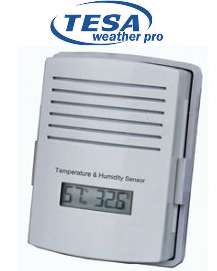 WH2A TESA Transmitter for Weather Pro WS1151 image 0