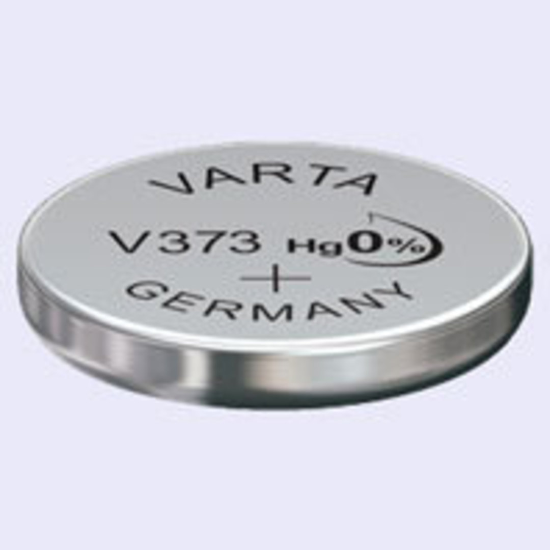 VARTA 372 373 SR68 SR916 SR916SW Watch Battery image 0