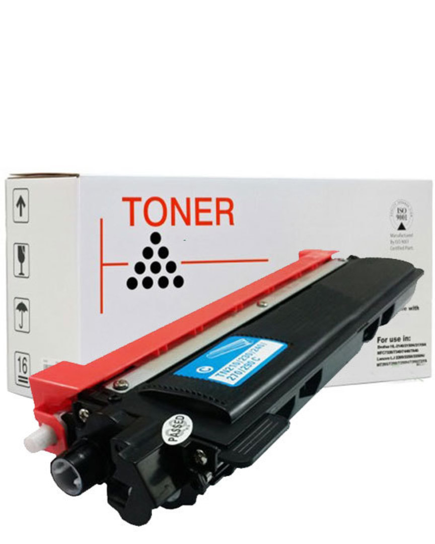 Compatible Brother TN240 TN210 TN290 Cyan Toner image 0