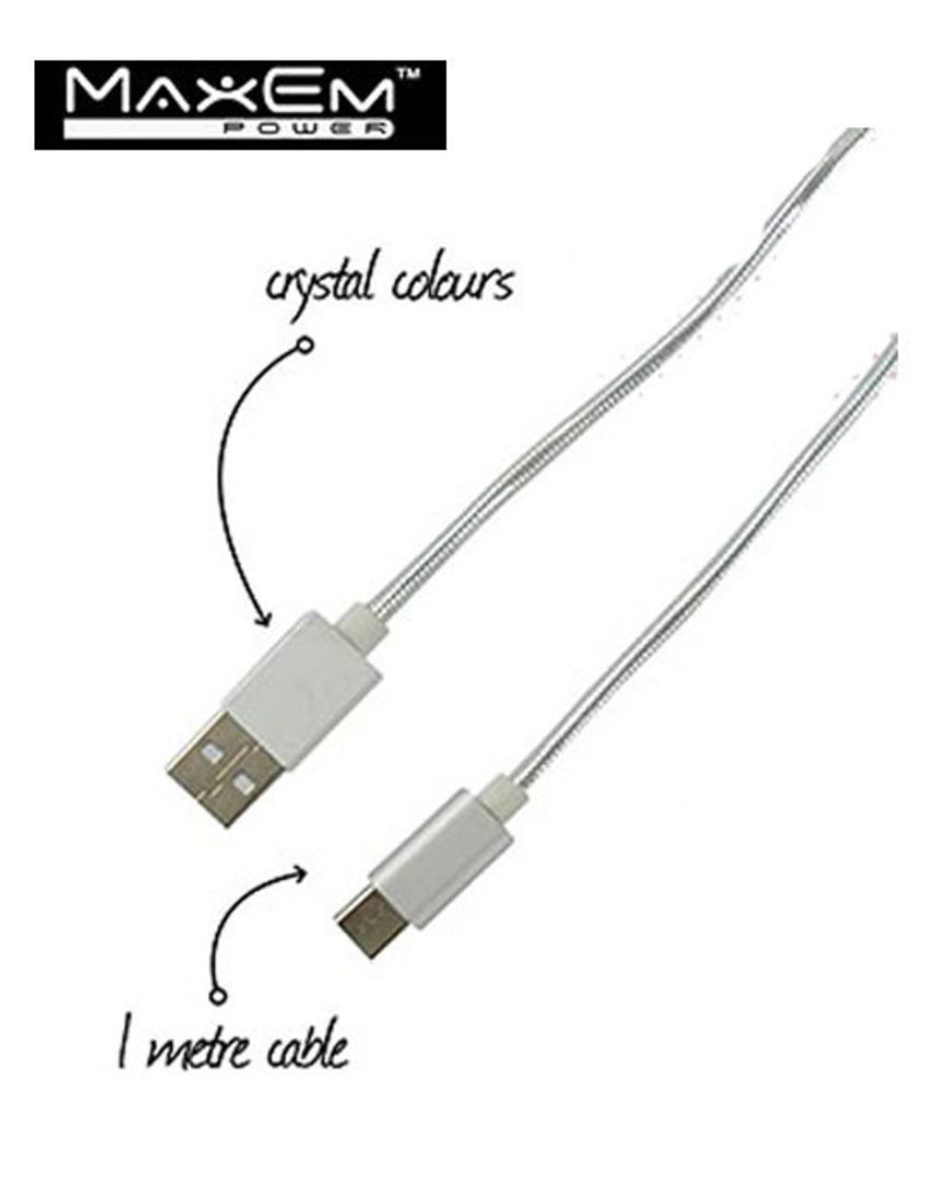 MAXEM USB Type-C Cable image 0