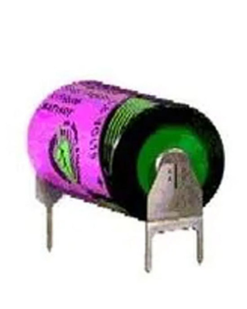 Tadiran TL-5902 (PT) 1/2AA 3.6V Lithium with 3-Pin (D+7mm S-) image 0