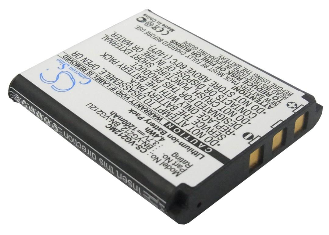 JVC BN-VG212, BN-VG212U, BN-VG212USM Compatible Battery image 0