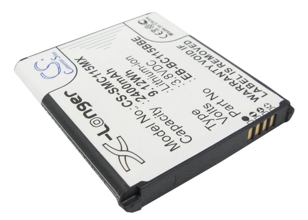 SAMSUNG EB-BC115BBC EB-BC115BBE Compatible Battery image 0