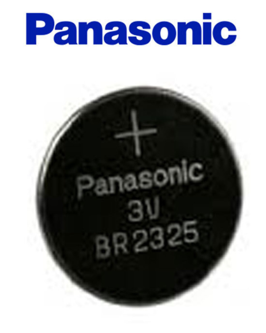 PANASONIC BR2325 Lithium Battery image 0