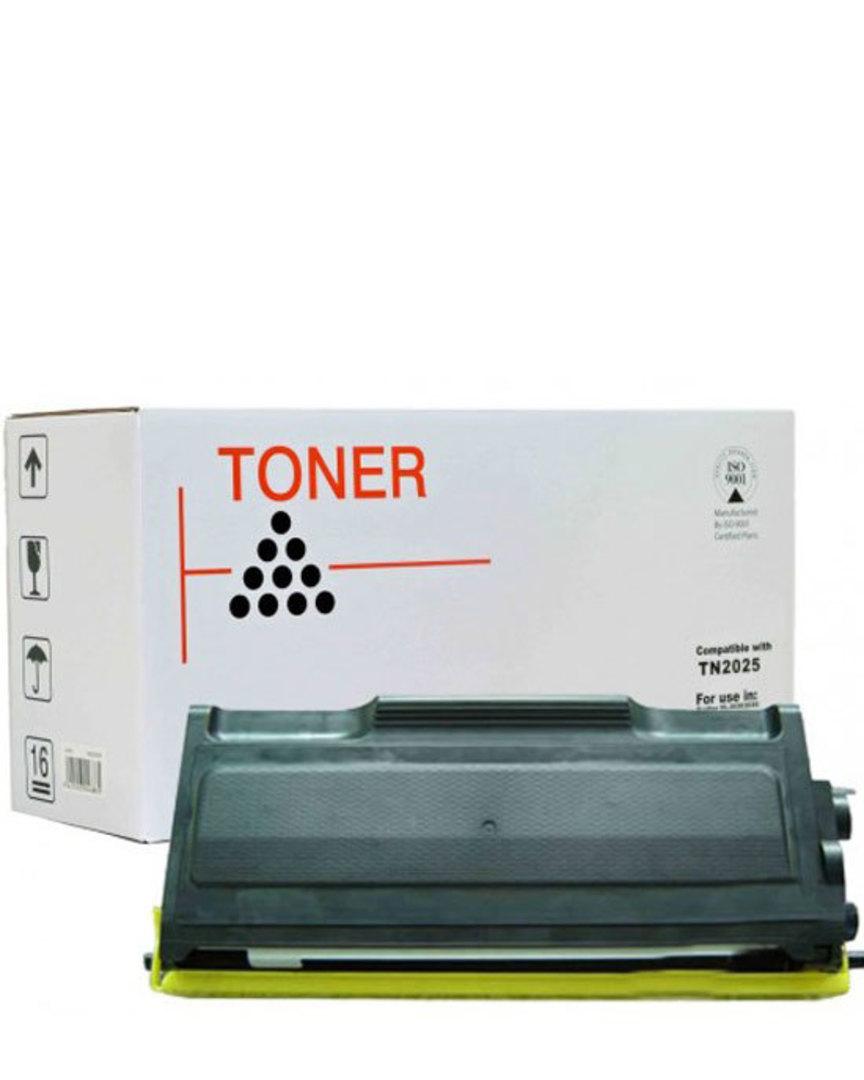 Compatible Brother TN350 TN2000 TN2025 TN2050 Black Toner image 0
