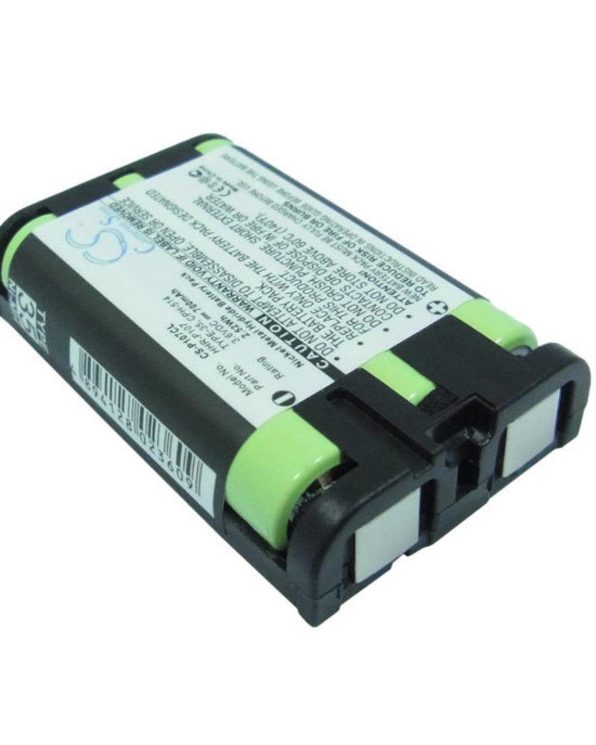 PANASONIC HHR-P107 TYPE 35 Cordless Phone Battery image 0