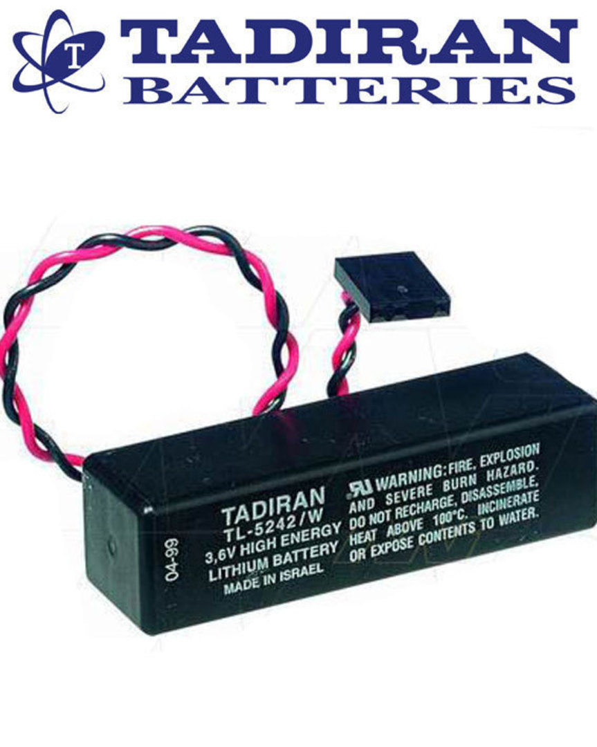 TADIRAN TL-5934/WI 3.6V Lithium Battery Pack image 1
