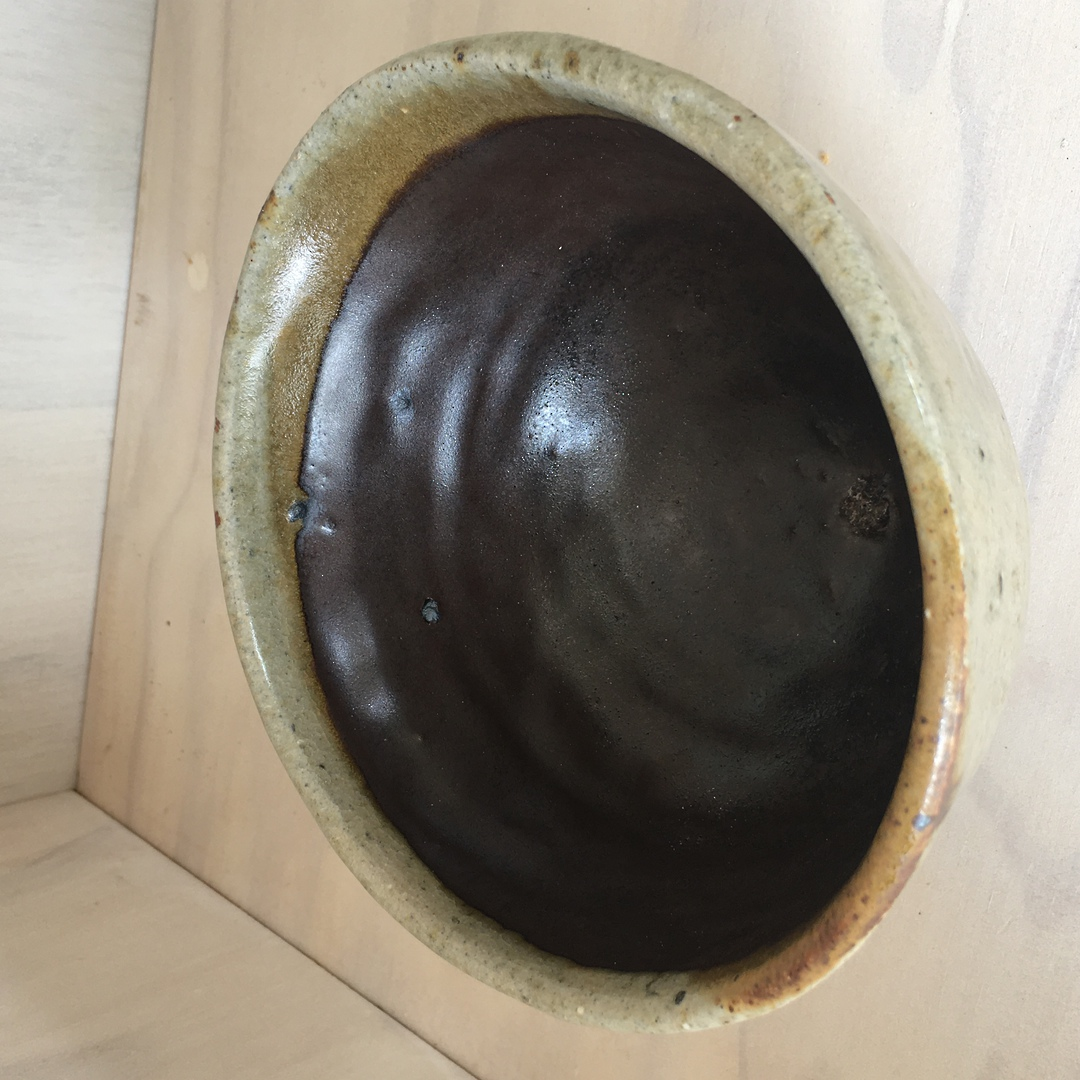 Green footed bowl image 2