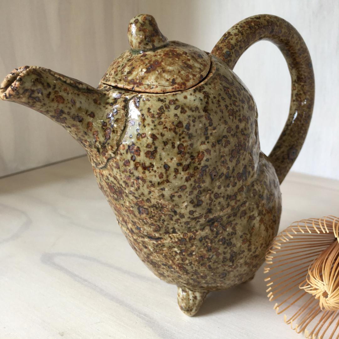Speckled Teapot image 1