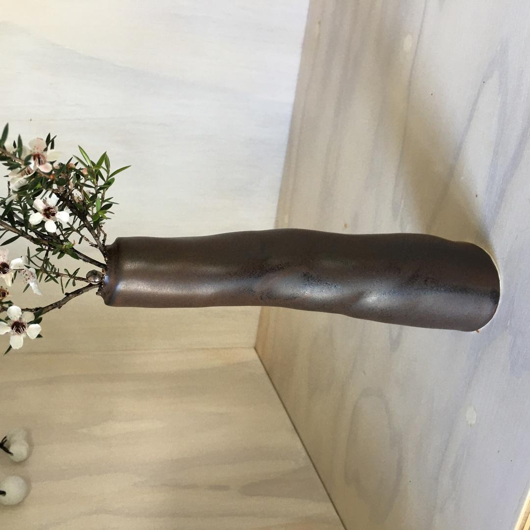 chocolate tube vases image 3