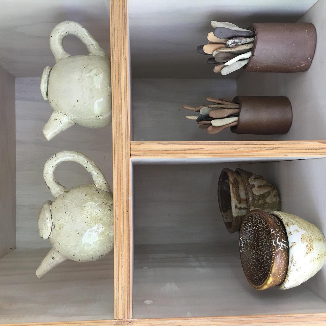 Ahumata Raw Fired Teapot image 7