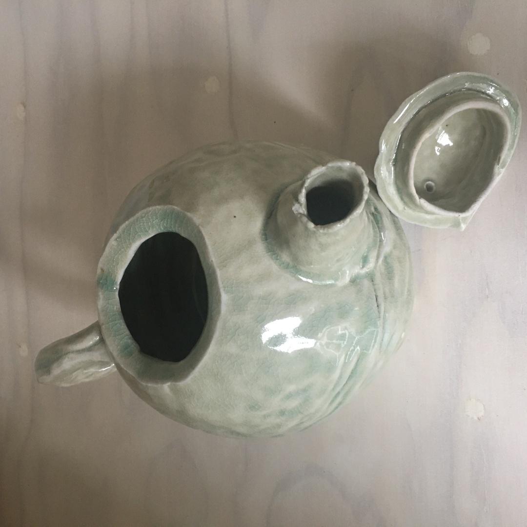 Large Soft Teapot image 1