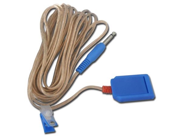 Diathermy Neutral Electrode Cable (Patient cable) image 0