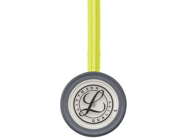 Littmann Classic III Adult Stethoscope - Lemon-lime image 1