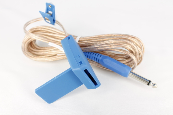 Diathermy Cable for Grounding Pad image 0