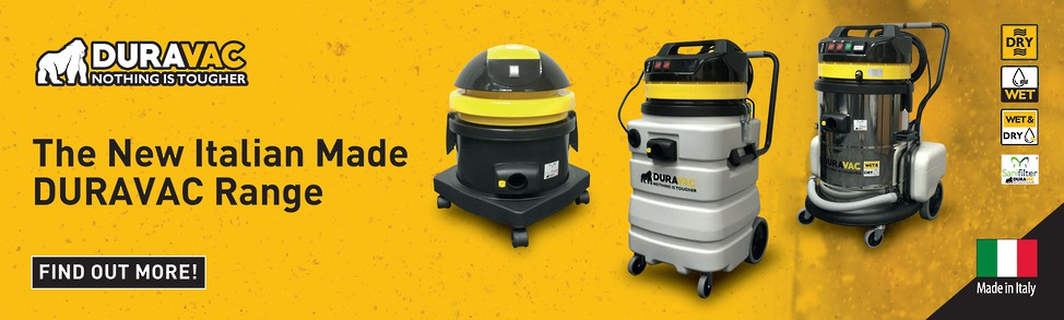 Duravac Industrial Vacuums
