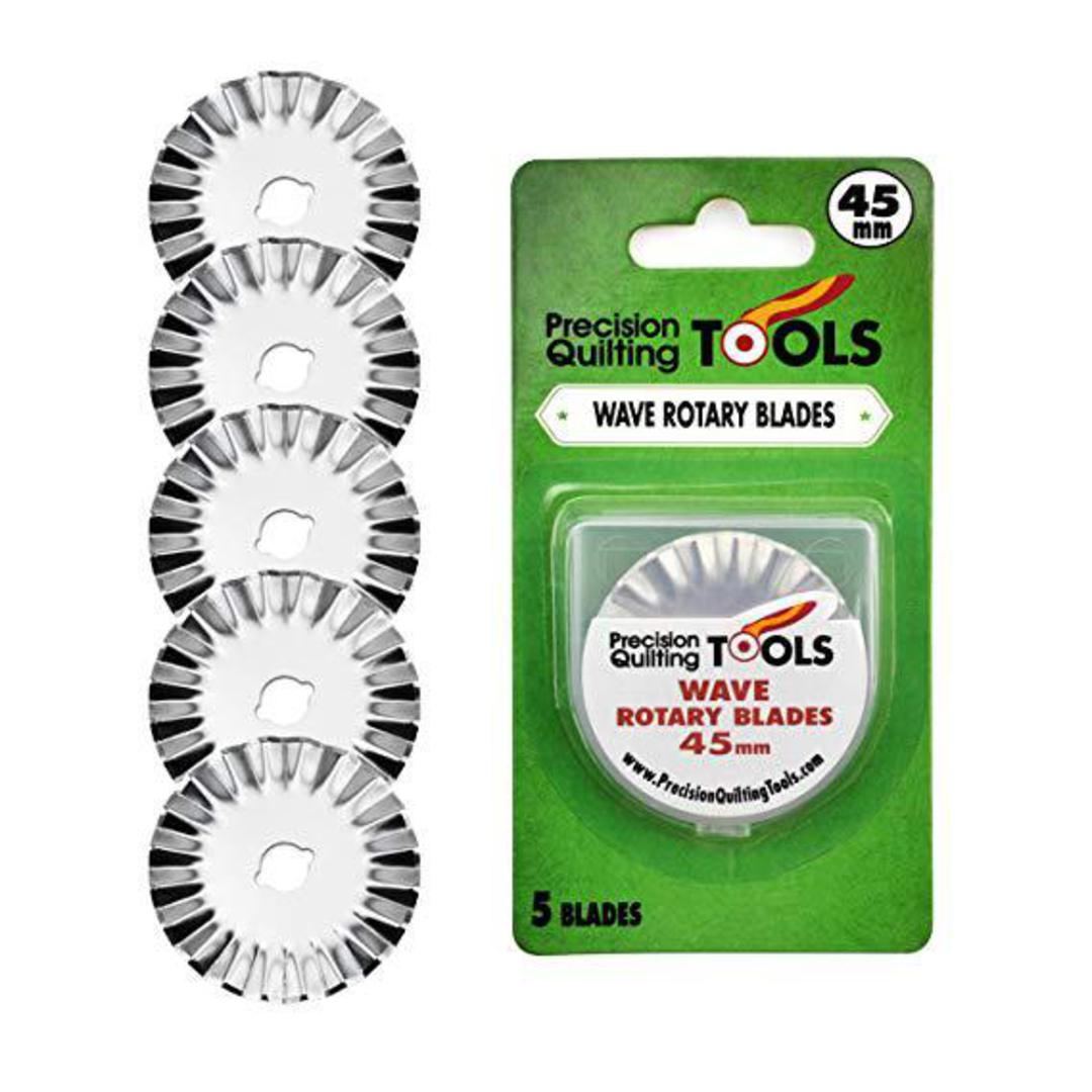 45mm Rotary Wave Blades 5 Pack image 0