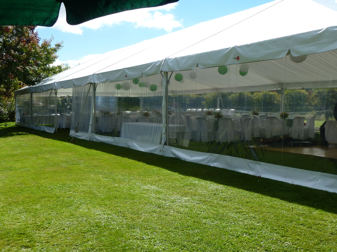 10x25m Clipframe Marquee image 17