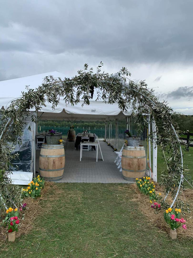 6x12m Clipframe Marquee image 6