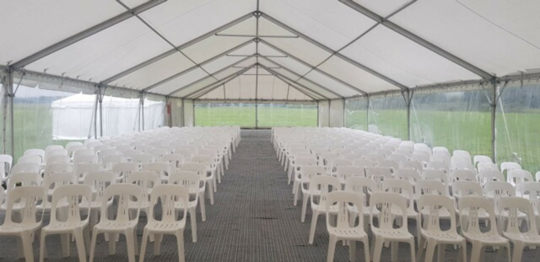 10x25m Clipframe Marquee image 12