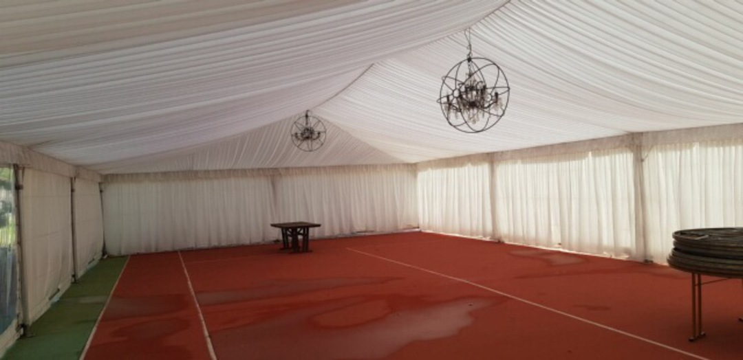 10x25m Clipframe Marquee image 5
