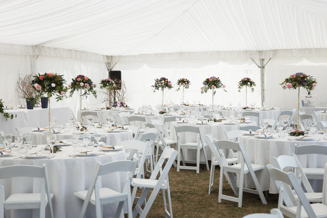 Silk Ceiling lining for Marquees image 4