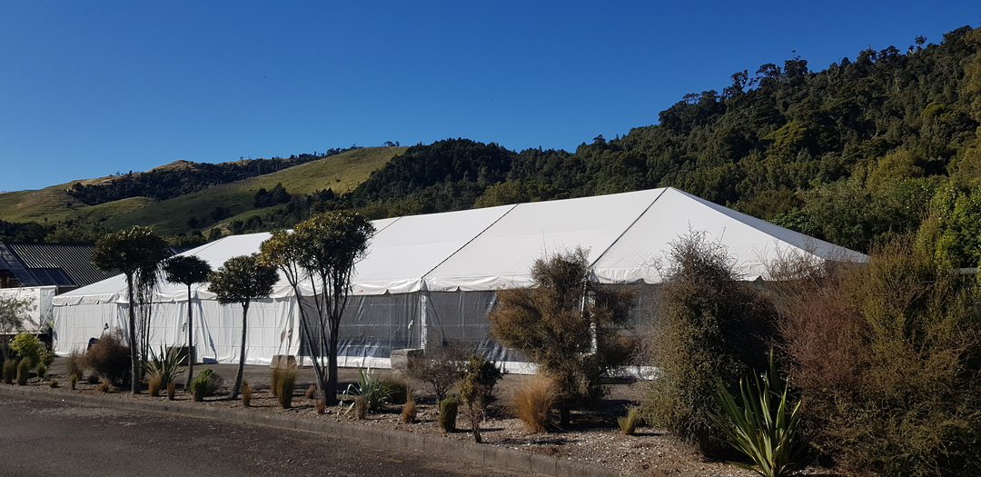 10x30m Clipframe Marquee image 0