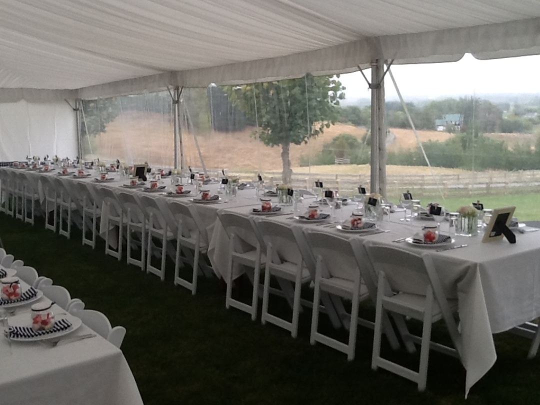 10x15m Clipframe Marquee image 9