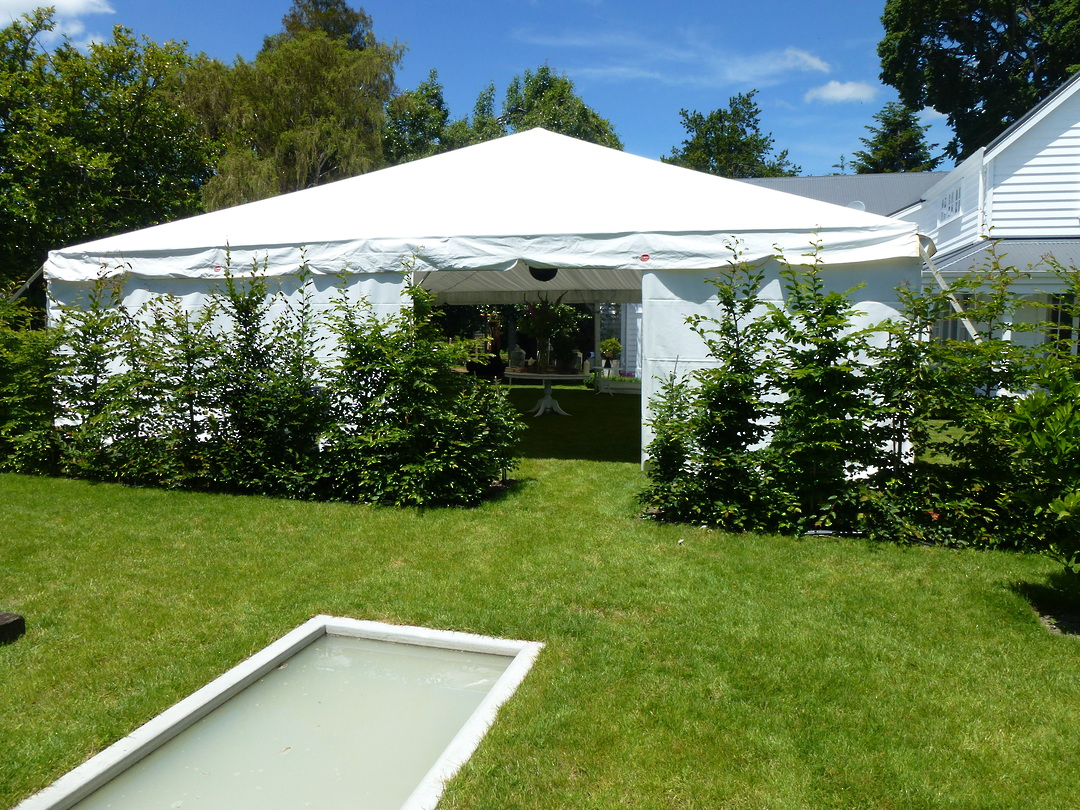 10x10m Clipframe Marquee image 3