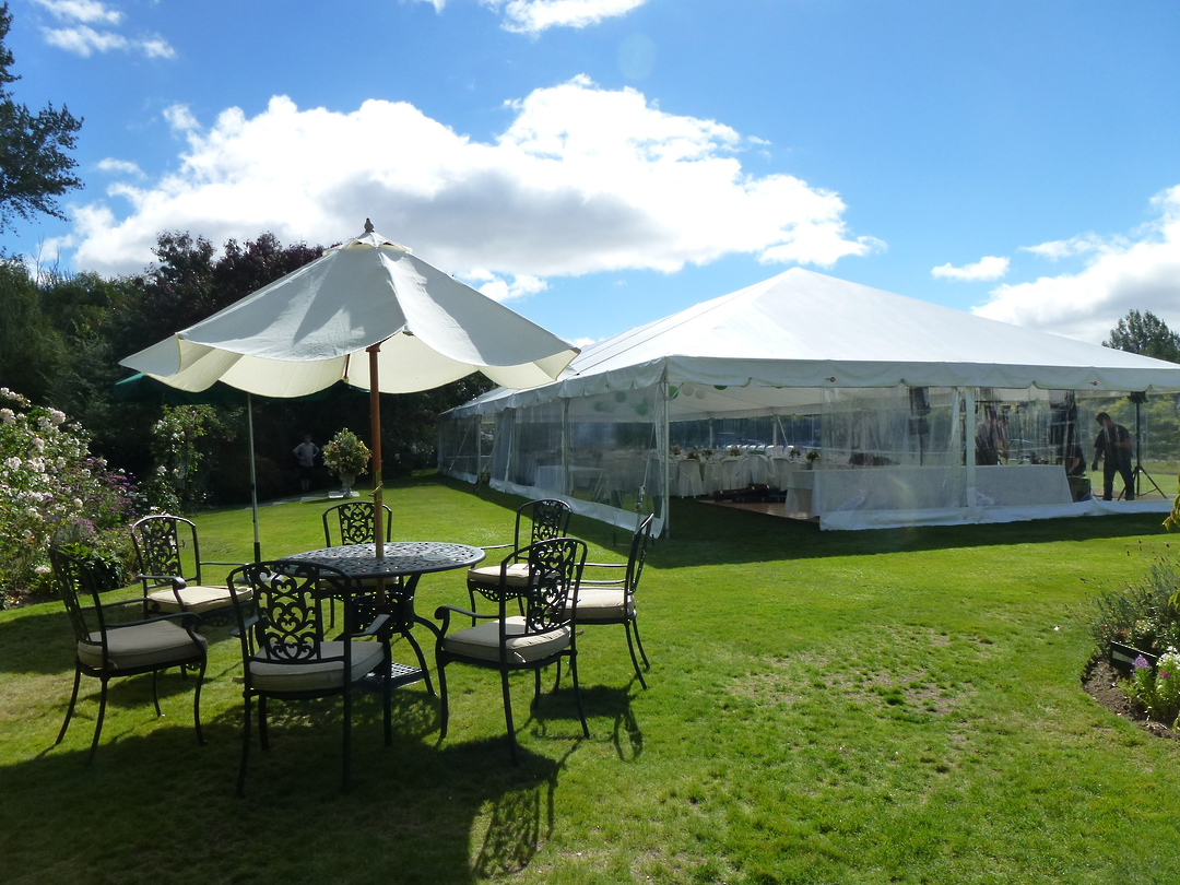 10x15m Clipframe Marquee image 0
