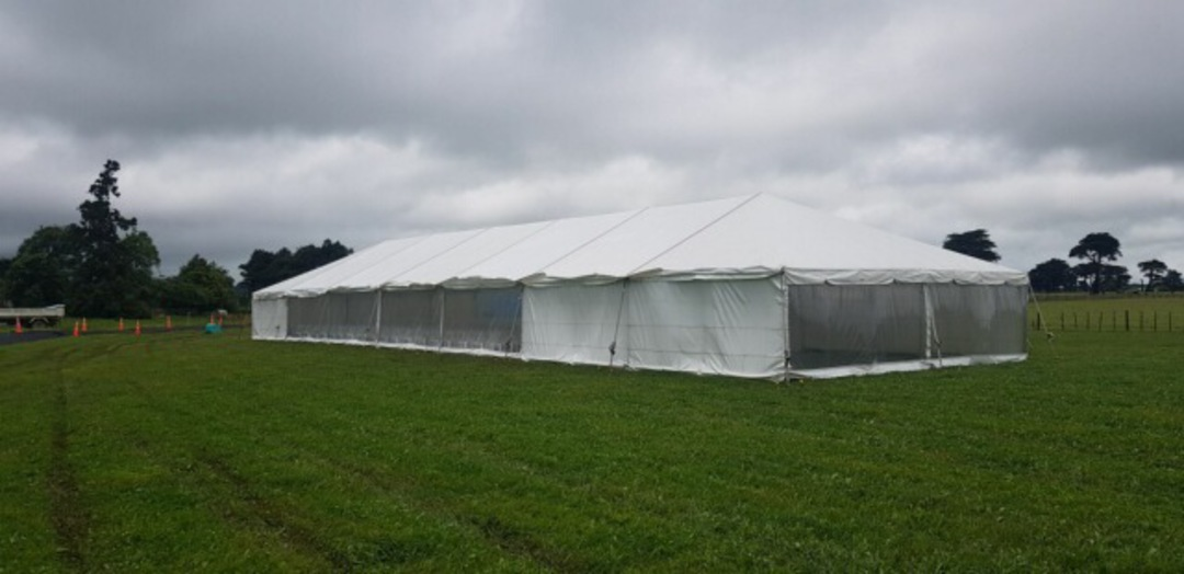 10x25m Clipframe Marquee image 13