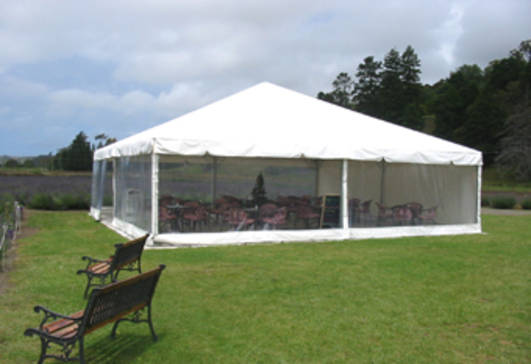 10x10m Clipframe Marquee image 0