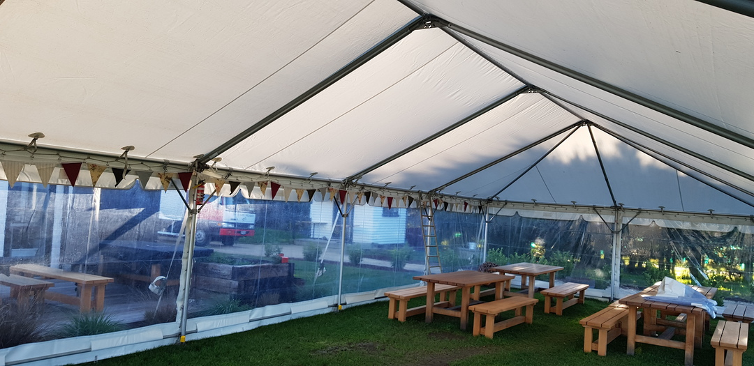 6x15m Clipframe Marquee image 4