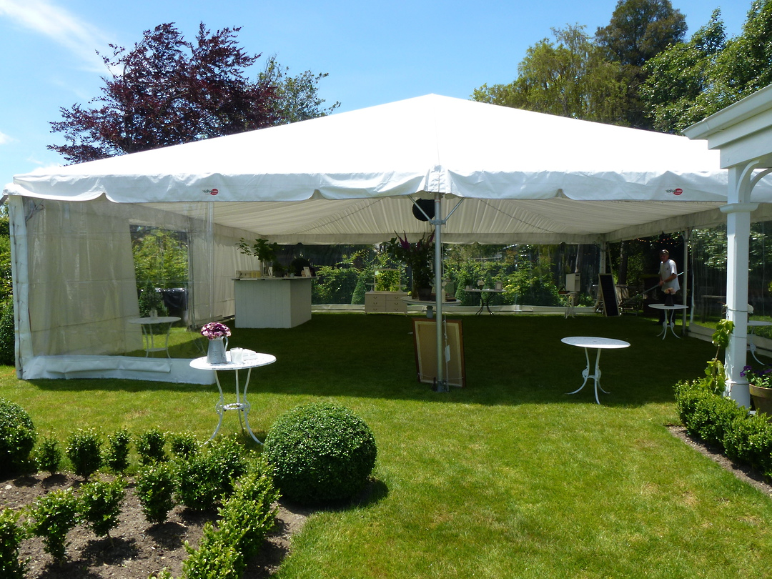 10x10m Clipframe Marquee image 2