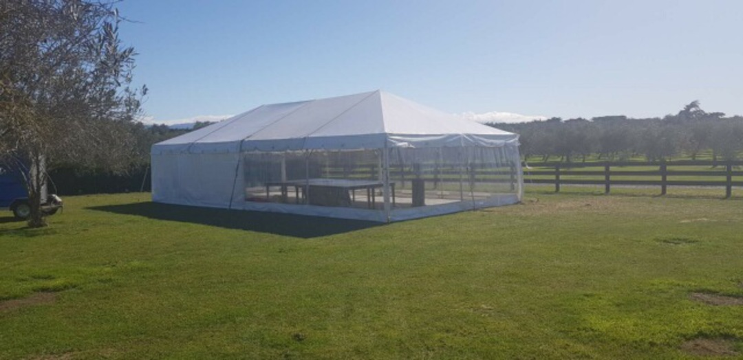 6x12m Clipframe Marquee image 3
