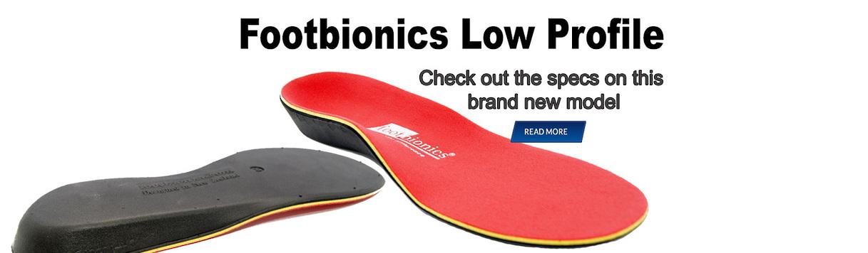 Footbionics Low Profile