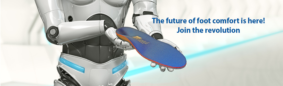 Join the footbionics revolution