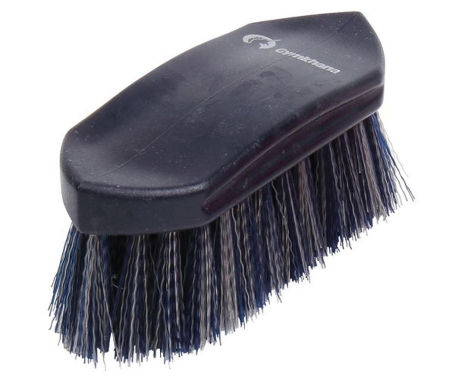 Gymkhana Plastic Back Dandy Brush - Junior image 0