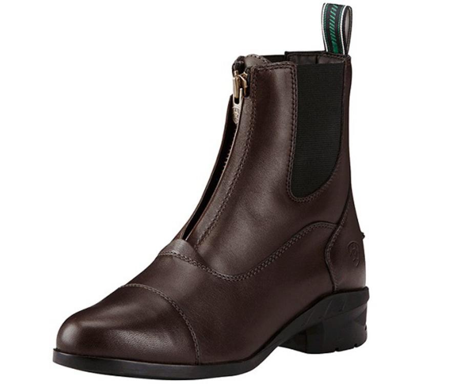 Ariat Women's Heritage IV Zip Paddock Boots image 3