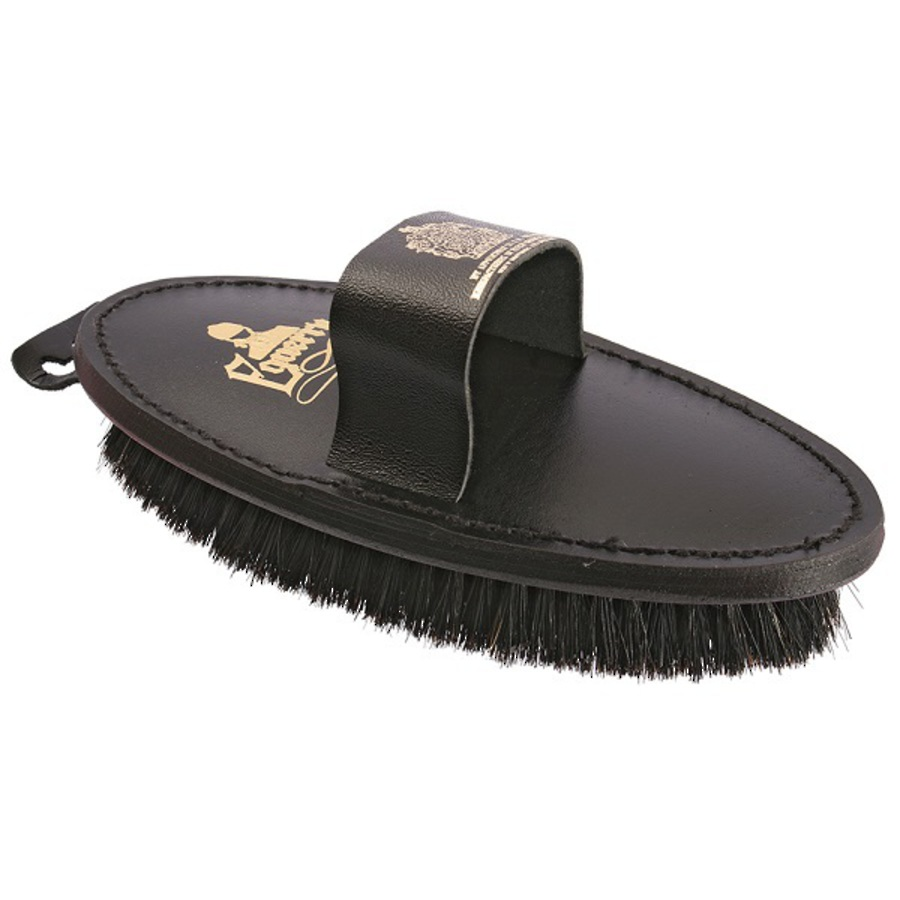 Equerry Leather Backed Body Brush image 0